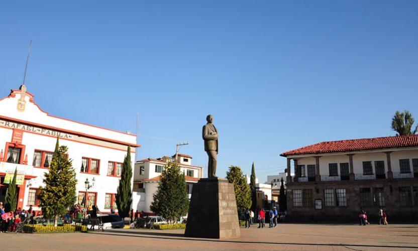 Atlacomulco en el Estado de México