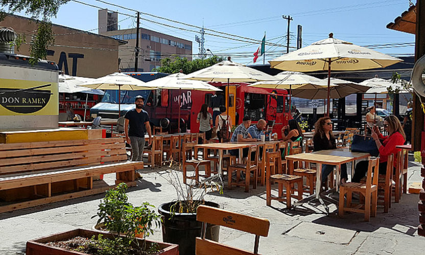 Food Trucks en Tijuana