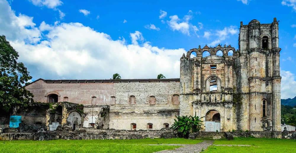 Monumentos Históricos en Chiapas