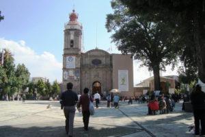 Ocoyoacac en el Estado de México