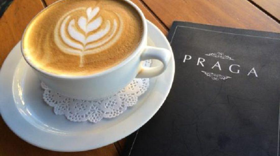Praga Café en Tijuana