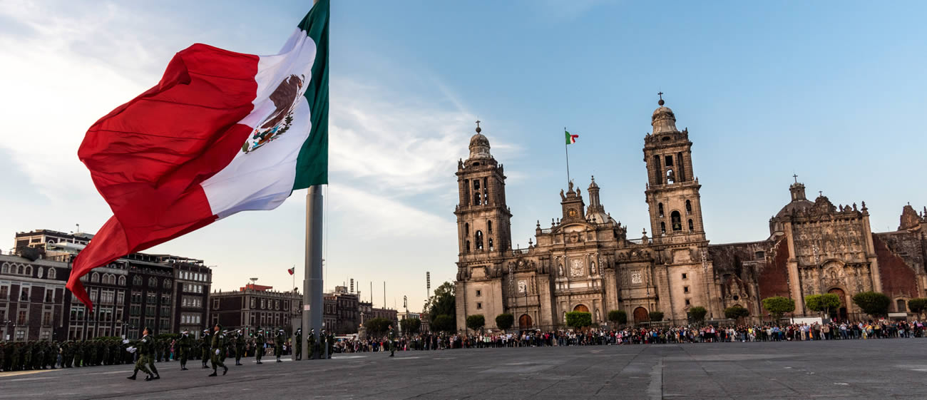 Presumiendo la Ciudad de México a los Extranjeros