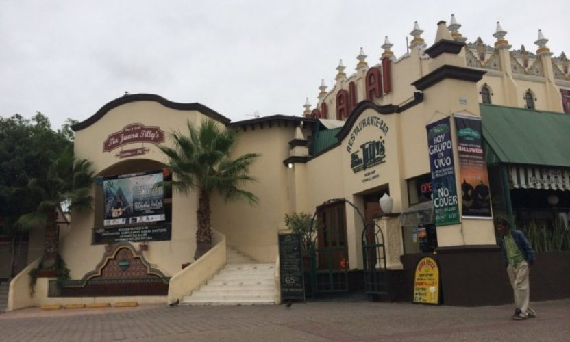 Tía Juana Tilly's en Tijuana