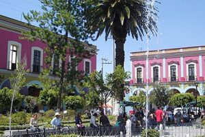 Texcoco en el Estado de México