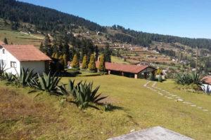 De paseo por la Marquesa en el Estado de México