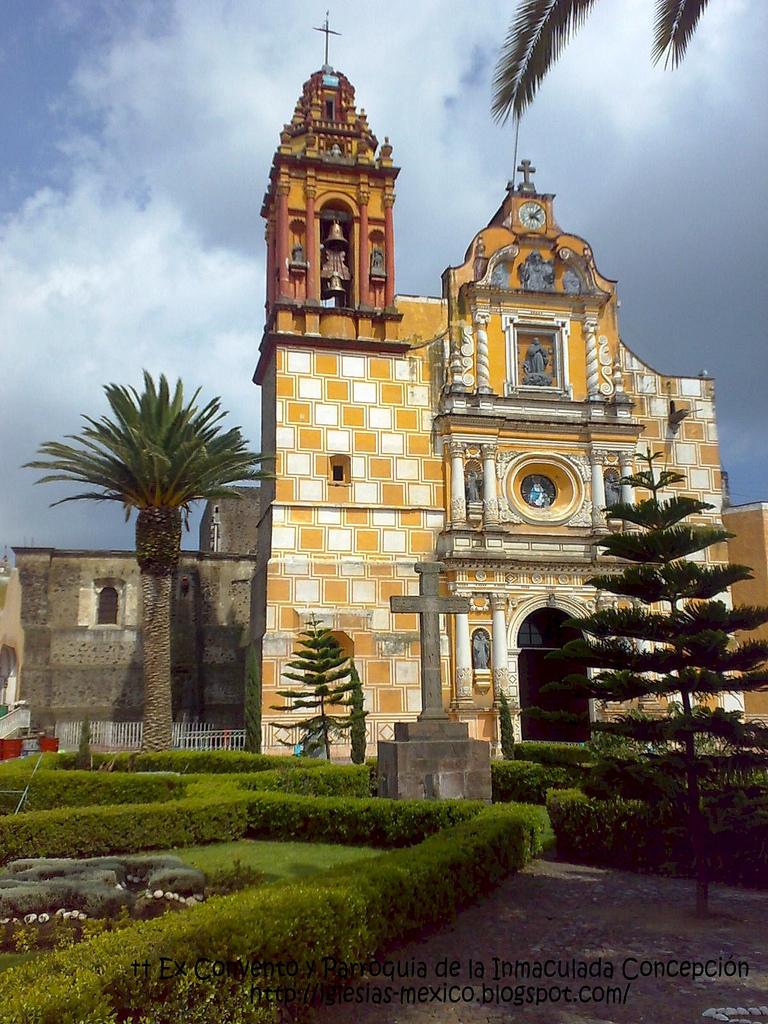 Ruta por Ozumba, Estado de México