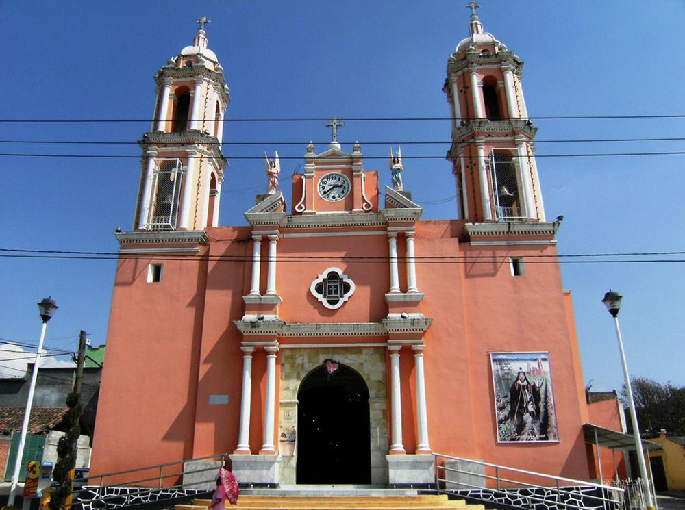 Ruta por Tepetlixpa, Estado de México