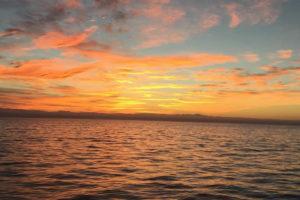 Bahía de San Quintín en Baja California
