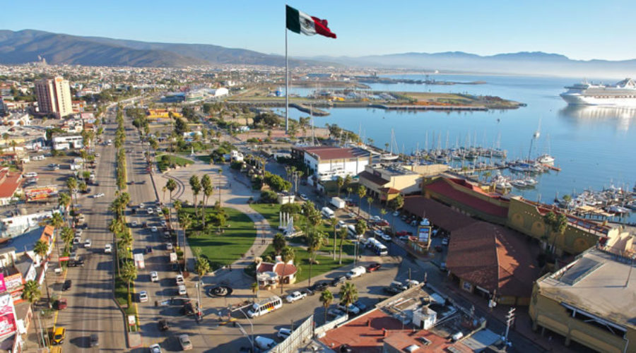 Ensenada en Baja California