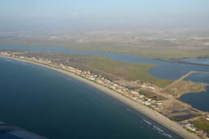 Estero Punta Banda en Baja California