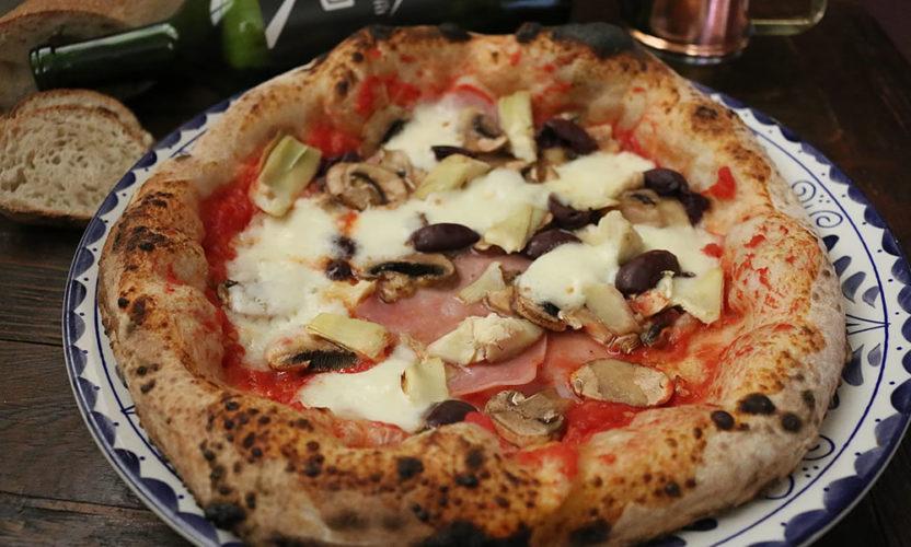 3 Restaurantes con Certificado Pizza 100% Napolitana en México