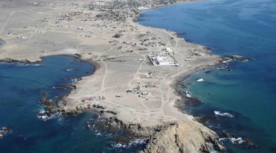 Bahía Asunción en Baja California Sur