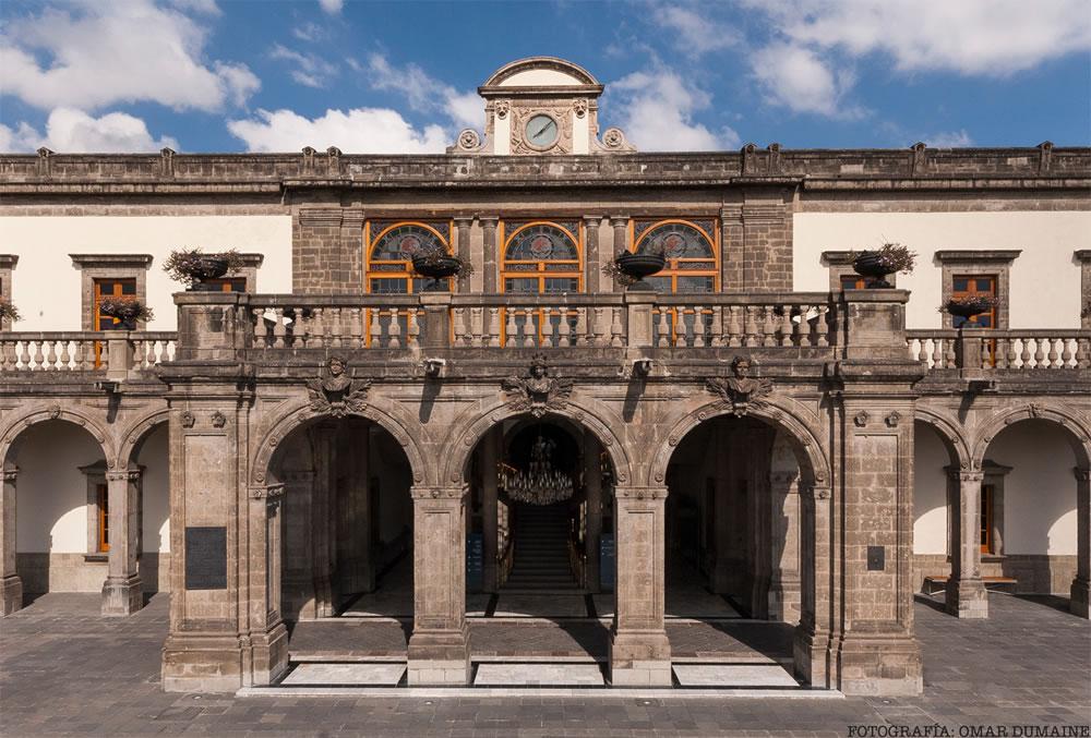 Museo Nacional de Historia, Ciudad de México