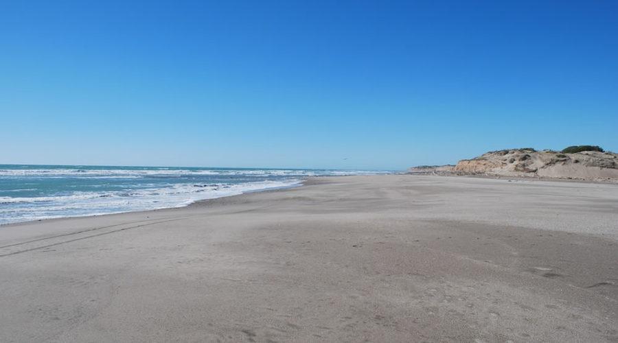 Puerto San Andresito en Baja California Sur