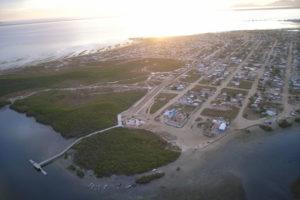 Puerto San Carlos en Baja California Sur