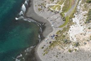 Punta Abreojos en Baja California Sur