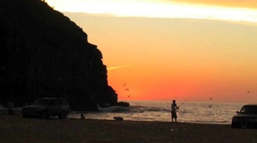 Punta Lobos en Baja California Sur