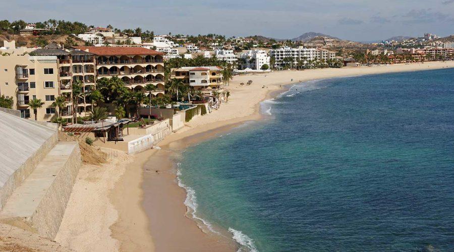Costa Azul en Baja California Sur