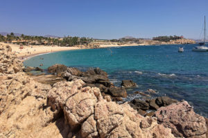 Playa El Chileno en Baja California Sur