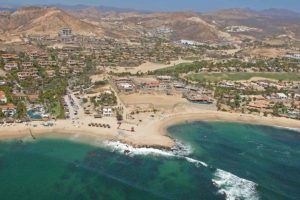 Punta Palmilla en Baja California Sur