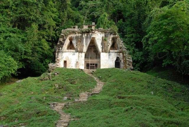 El Mundo Cotidiano en Palenque