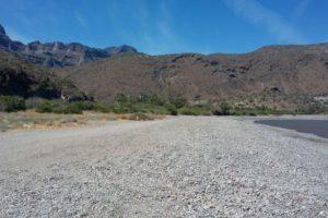Ensenada Blanca en Baja California Sur