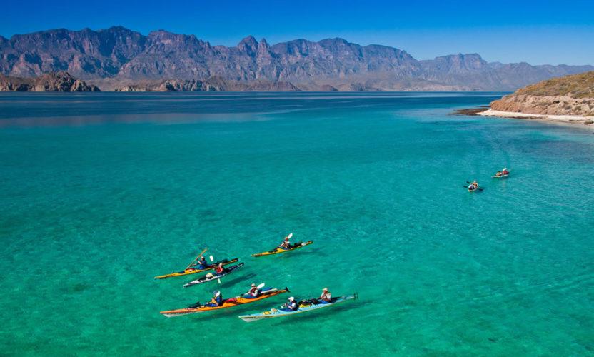 Loreto en Baja California Sur