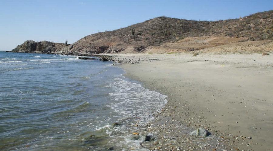 Punta Chueca en Sonora