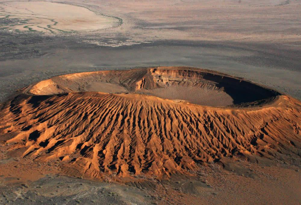 Gran Desierto de Altar y El Pinacate, dos de los tesoros de México