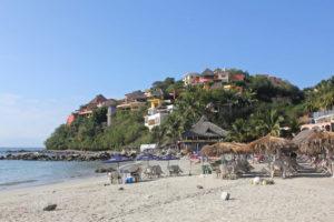 La Manzanilla y Cruz de Huanacaxtle en Nayarit