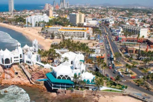 Mazatlán en Sinaloa