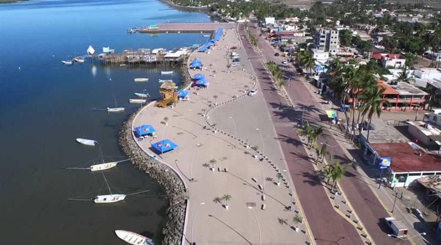 Playa Altata y El Tambor en Sinaloa