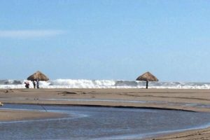 Playa Las Glorias en Sinaloa