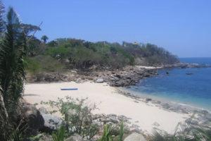 Playa Los Chonchos en Jalisco