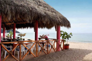 Playa Los Cocos en Nayarit