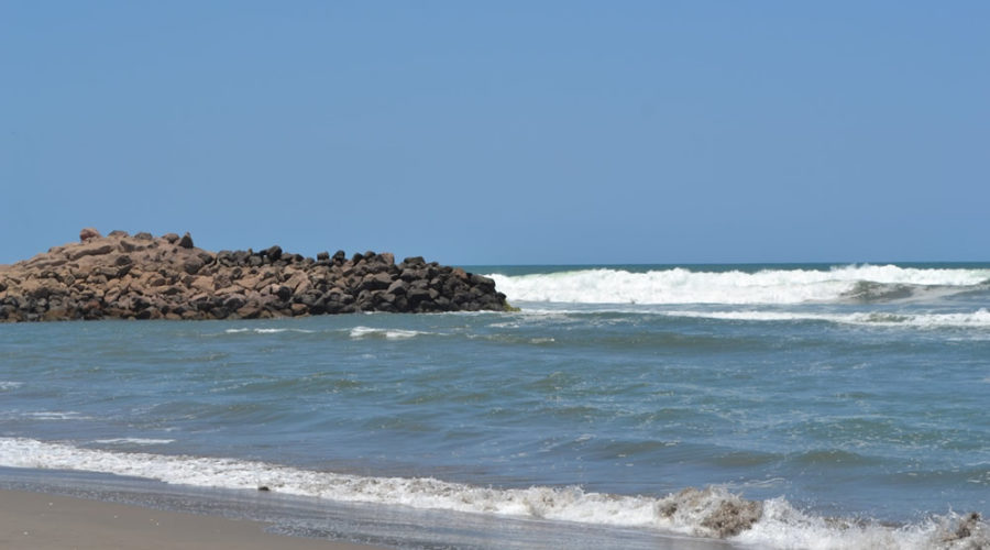 Playa Ponce en Sinaloa