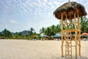 Playa San Pancho en Nayarit