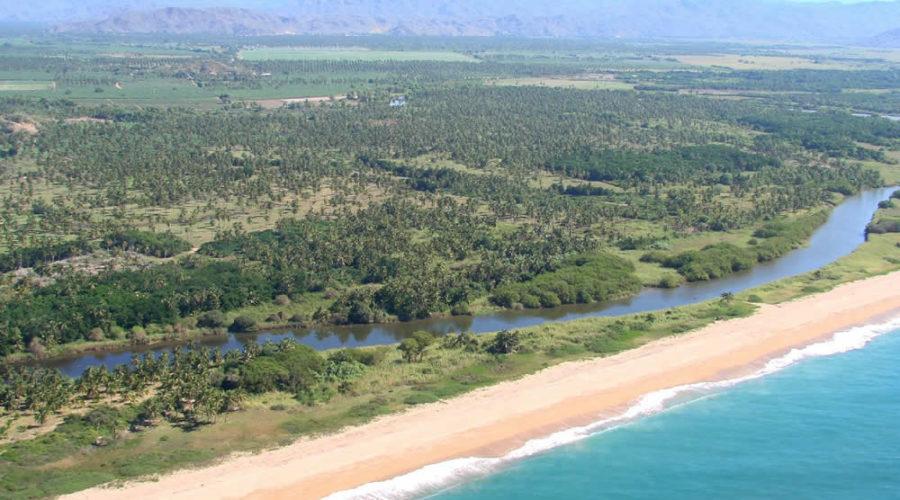 Playa de Oro en Jalisco