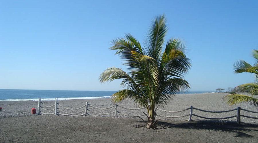 Bahía de Petacalco en Guerrero