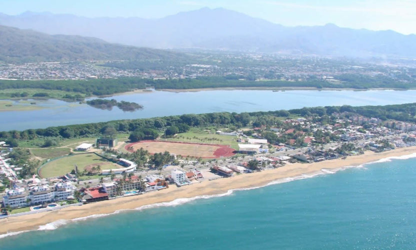 Playa Azul en Colima