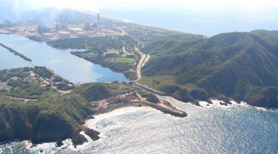 Playa Campos en Colima