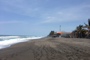Playa El Real en Colima