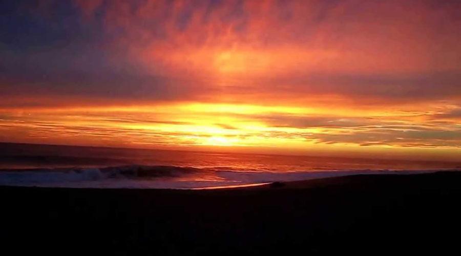 Playa Michigan en Guerrero