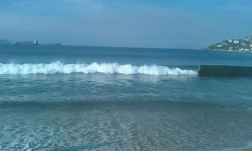 Playa Santiago en Colima