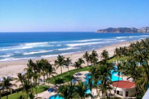 Playa Tamarindos, Hornitos y Hornos en Acapulco