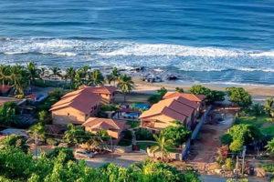 Playa Troncones en Guerrero