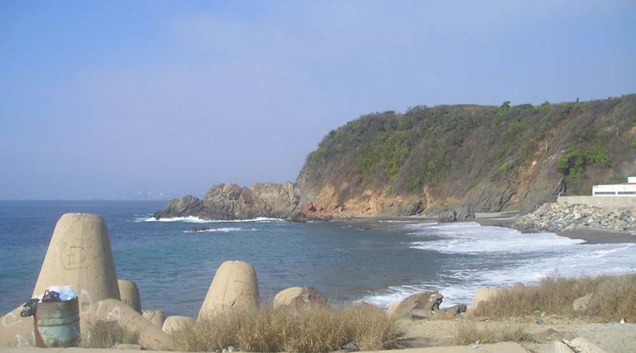 Playa Ventanas en Colima