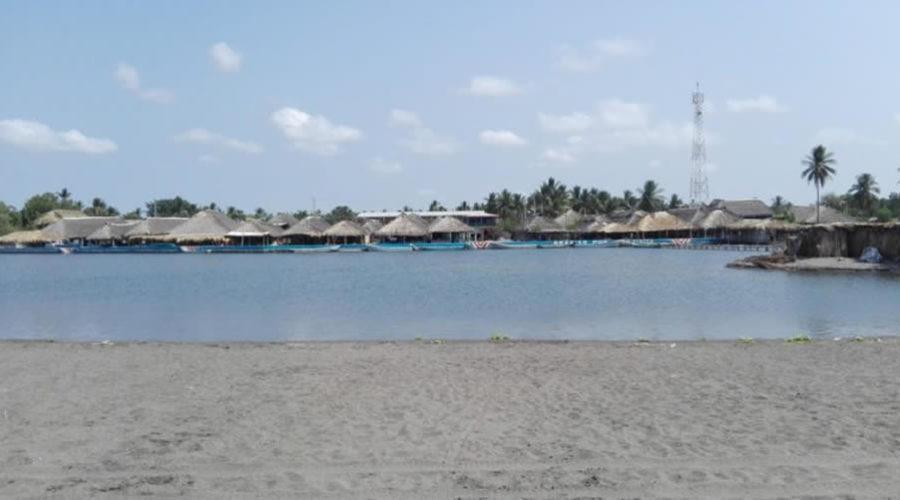 Barra San Simón en Chiapas