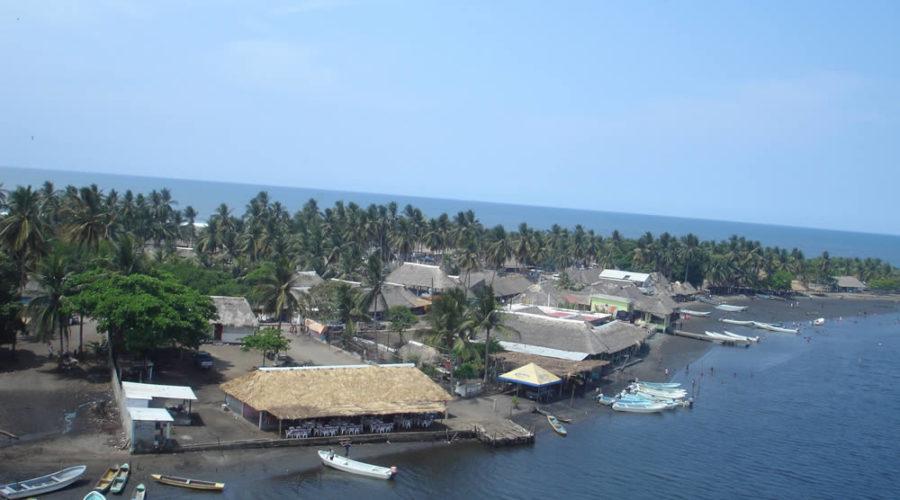Barra de San José en Chiapas