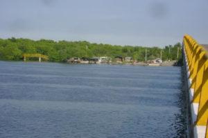 Barra de San Pedro en Tabasco